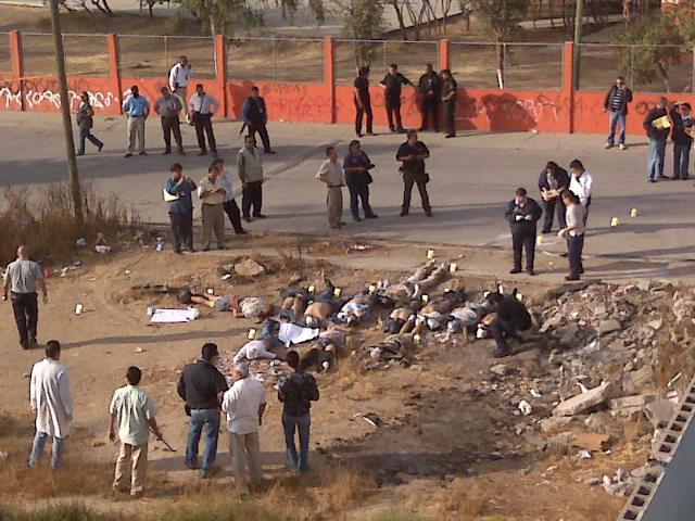 Vinculadas al ttp balaceras videos de a Mundo Narco Ejecuciones en ...